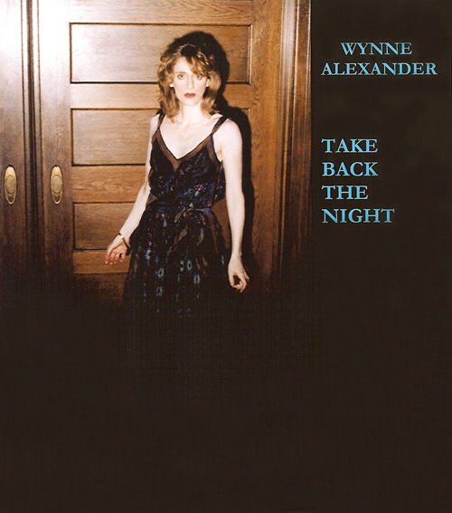 "Featured recording ""Take Back The Night"""